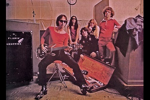 "The Flamin' Groovies - ""Teenage Head"" Tour 2019 con la aparición estelar de Roy Loney."